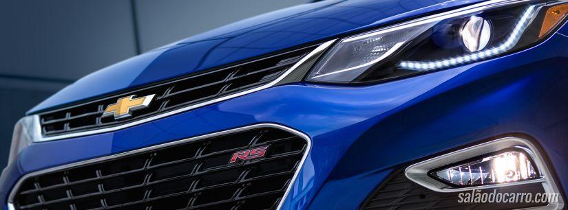 Chevrolet tentar registrar nome Cruze Premier no Brasil