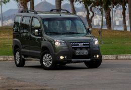 Impressões do Fiat Doblò Adventure