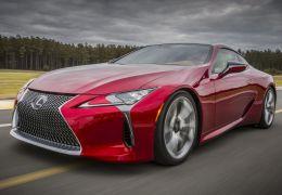 Lexus revela LC 500 no Auto Show Detroit
