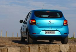 Teste do Renault Sandero Expression 1.0