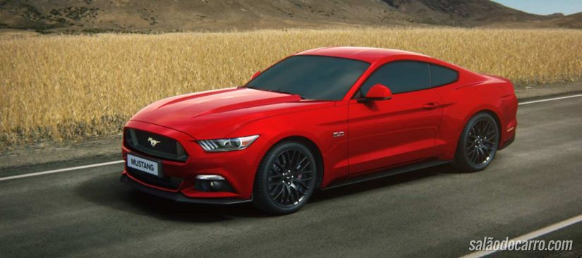 Shelby anuncia edição limitada de Mustang