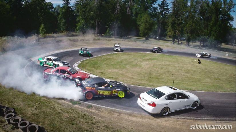 Aprenda a fazer drift com este tutorial