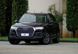 Teste do novo Audi Q7