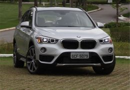 Teste do novo BMW X1
