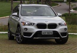 Teste do novo BMW X1