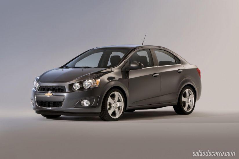 Chevrolet Sonic é convocado para recall