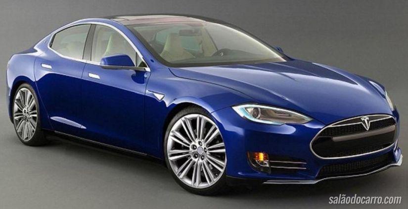 Tesla Model 3 chega em março de 2016