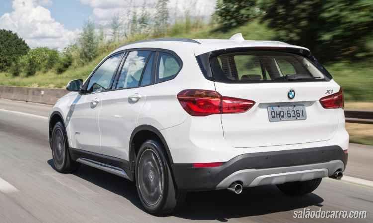 Nova BMW X1 brasileira chega em março