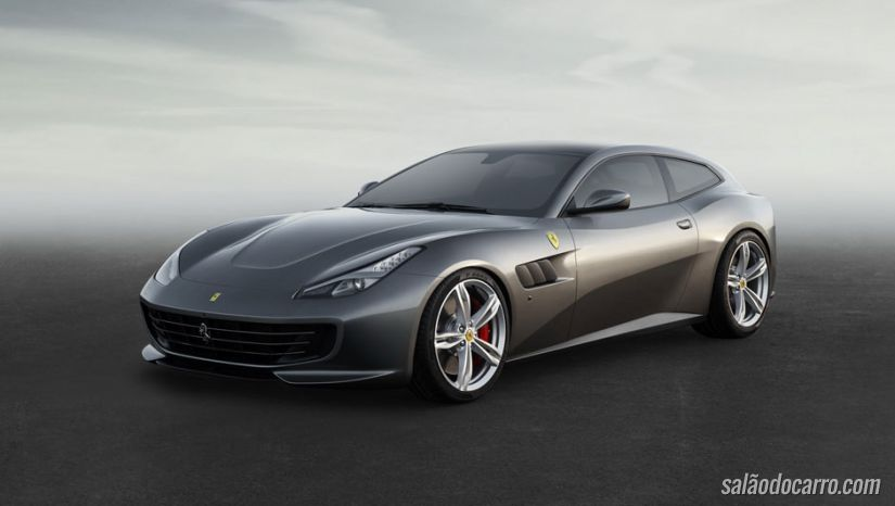 Confira mais detalhes da Ferrari Lusso