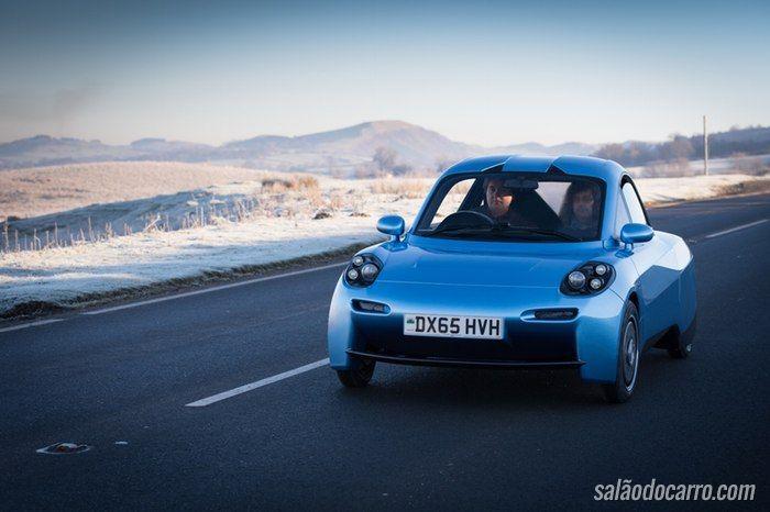 Empresa apresenta veículo movido a hidrogênio que faz 480 quilômetros