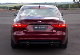 Teste do novo Jaguar XF R-Sport