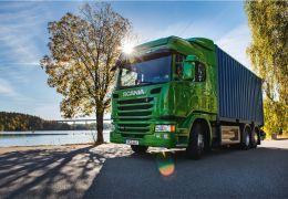 Scania já tem caminhão híbrido na Europa