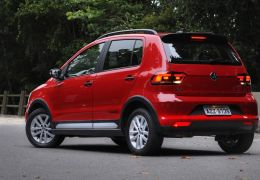 Teste do Volkswagen Fox Track