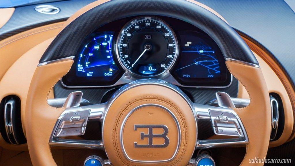bugatti chiron surpreende com motor de 1 521 cv - pr u00e9vias