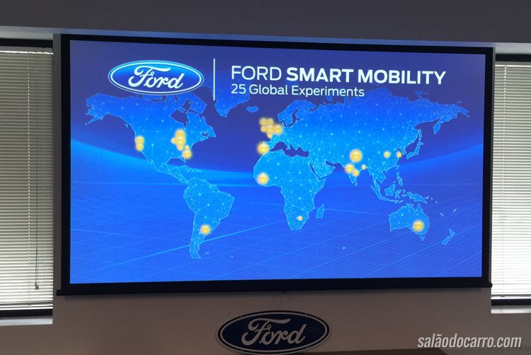 Ford cria start-up para trabalhar questões de mobilidade urbana