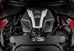 Motor V6 Bi-Turbo 3.0 está em produção para Infiniti