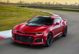 Chevrolet revela novo Camaro com 468 cv