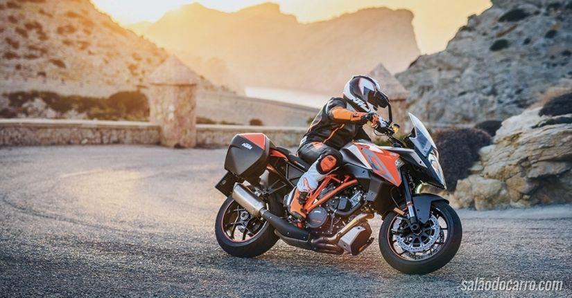 KTM lança sua moto 1290 Super Duke GT
