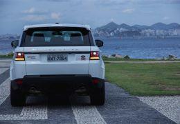 Teste do Range Rover Sport HSE SDV8