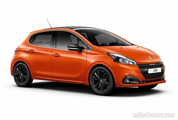Peugeot 208 ganha novos motores