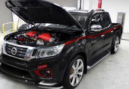 Nissan Frontier receberá motor de superesportivo