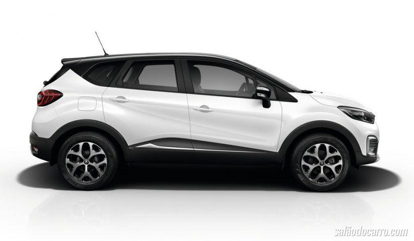 Liberado vídeo com detalhes do novo Renault Kaptur