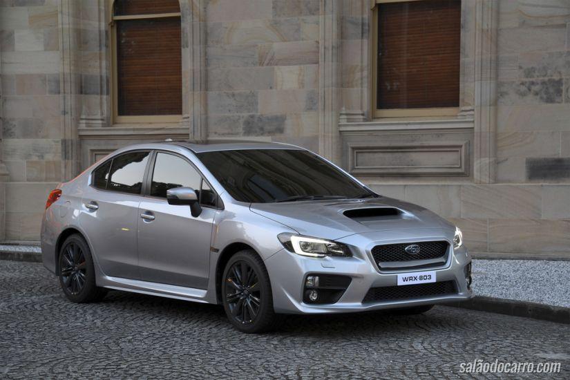 Subaru convoca recall no Brasil