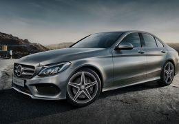 Mercedes Classe C ganha motor 1.6 turbo flex no Brasil