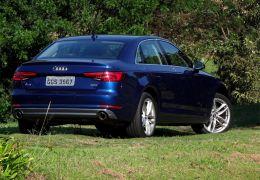 Primeiras impressões da nova geração do Audi A4 no Brasil