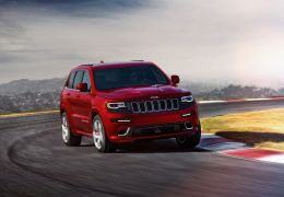 Jeep confirma Grand Cherokee Hellcat