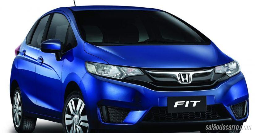 Próxima geração do Honda Fit chegará em 2019