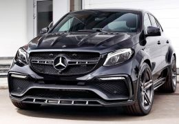 Mercedes GLE Coupe ganha pacote Inferno