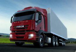 Iveco apresenta sua nova linha de caminhões