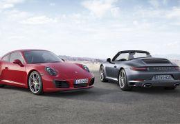 Porsche ganha novos motores turbo