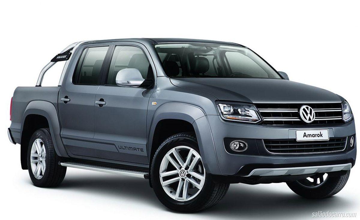 Volkswagen Amarok Ultimate Chega Por R 176 990