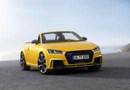 Novo Audi TT RS chega com 400 cv