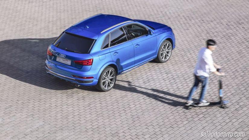 Audi apresenta carro com espaço para longboard