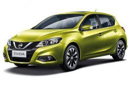 Nissan apresenta novo Tiida na China