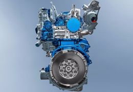Ford anuncia motor EcoBlue a diesel na Europa