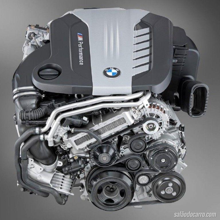 BMW lança motor quadriturbo a diesel