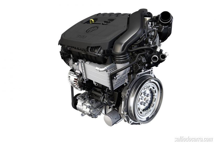 Motor 1.5 TSI é apresentado pela VW