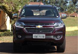 Primeiras impressões da nova Chevrolet Trailblazer