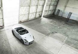 Novo Jaguar F-Type chega ao Brasil
