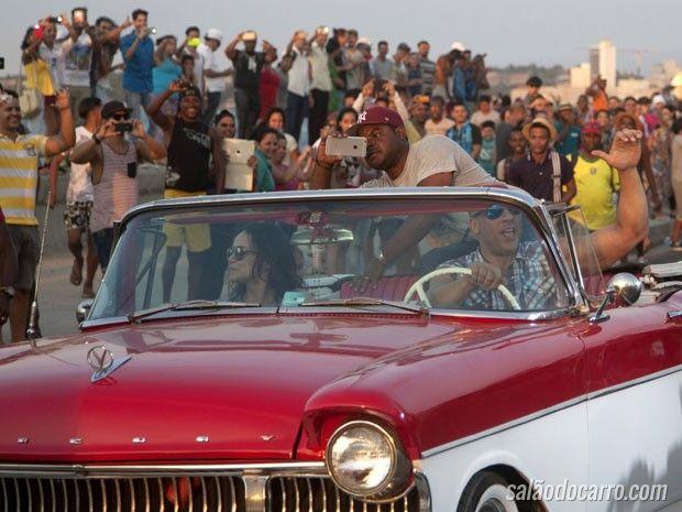 Velozes e Furiosos 8 terá cenas gravadas em Cuba