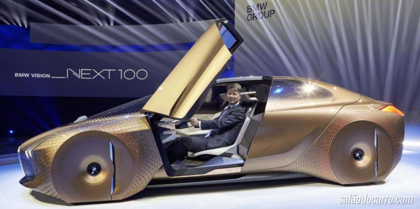 BMW prepara autônomo elétrico para 2021