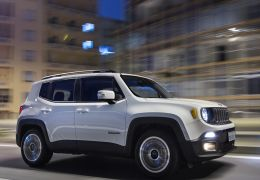 Jeep Renegade sofre recall por falha no motor