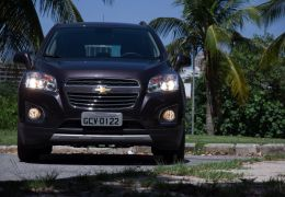 Teste do Chevrolet Tracker LT