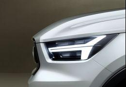 Conceitos do S40 e XC40 são revelados pela Volvo