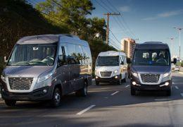 Volare lança o novo micro-ônibus Cinco