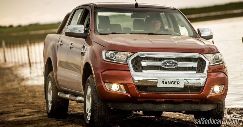 Ranger 2017 começa a ser vendido